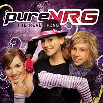 BAIXAR CD REAL PURENRG THE THING
