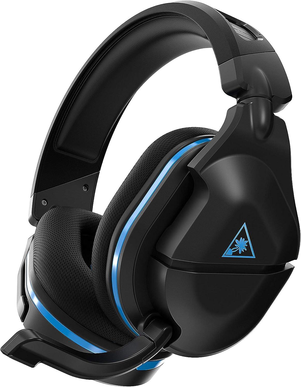 Turtle Beach Stealth 600 Gen 2 - Auriculares Gaming Inalámbricos - PS4 y PS5, Negro