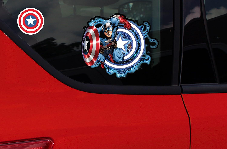 CHROMA 25006 Captain America Stick Onz Decal