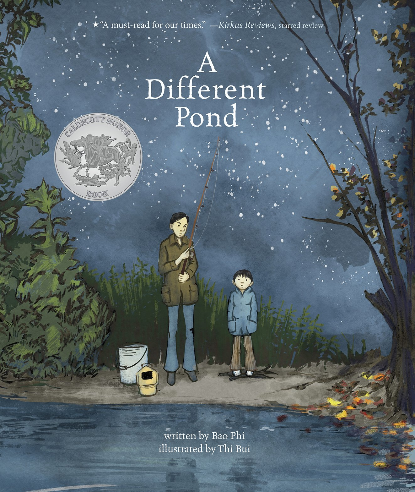 A Different Pond: Bao Phi, Thi Bui: 9781623708030: Amazon.com: Books