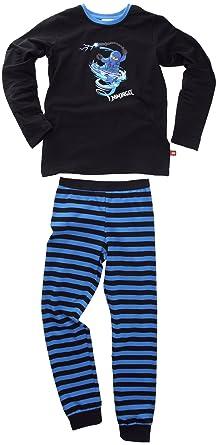 lego wear ninjago arnold pyjama garon noir 104