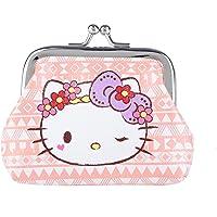 Porta Moedas Hello Kitty Purple Lace Urban Rosa