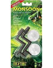 Exoterra Monsoon Buses de Pulvérisation d'Eau pour Reptile/Amphibien