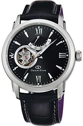 a36c588f06b Image Unavailable. Image not available for. Color  ORIENT watch ORIENTSTAR Semi  Skeleton Automatic ...