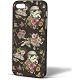 Botanic star Wars for iPhone Case (iPhone 6 Black)