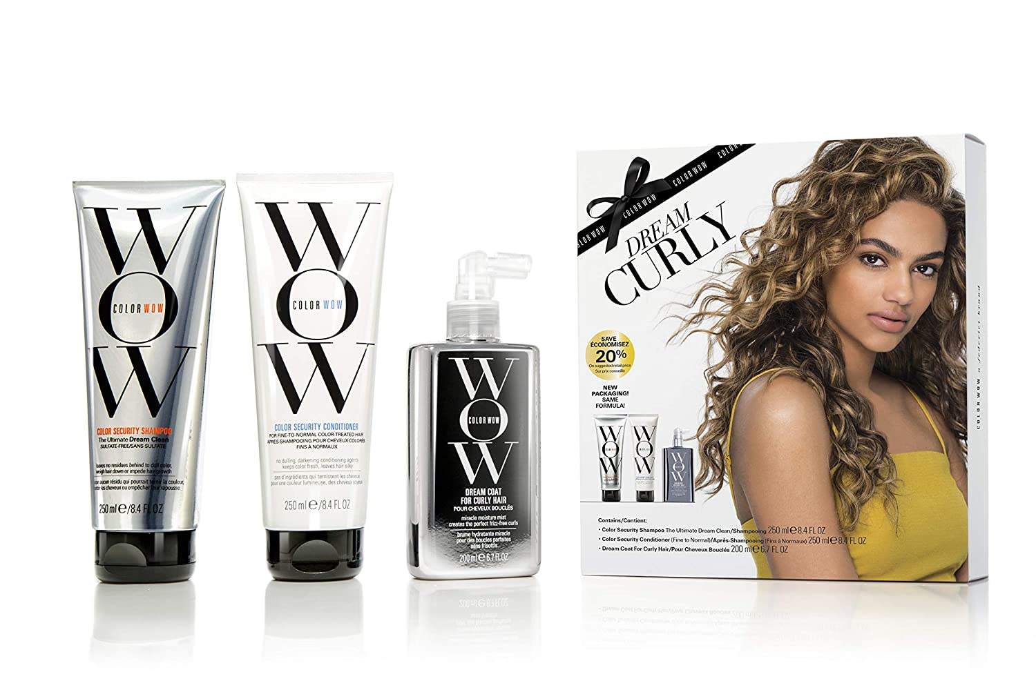 COLOR WOW Dream Curly Kit
