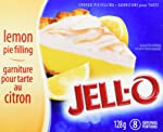 JELL-O Pudding & Pie Filling - Lemon 128G x 24