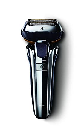 Panasonic ES-LV9Q Five Blade Wet and Dry Shaver with Charging Stand ... 4a60726f9e