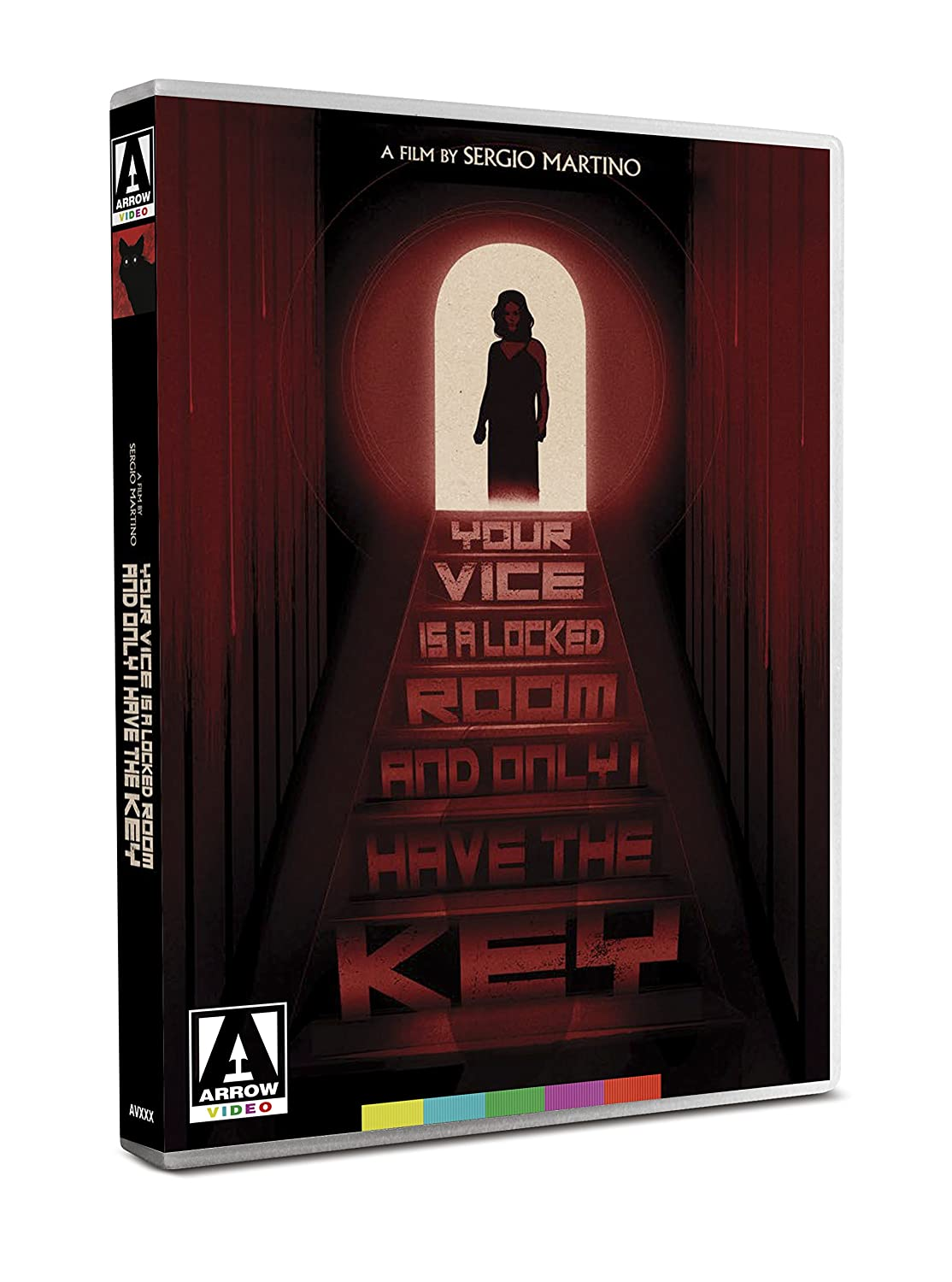 Amazon.com: Your Vice Is A Locked Room And Only I Have The Key (Special  Edition) [DVD]: Edwige Fenech, Anita Strindberg, Luigi Pistilli, Sergio  Martino: ...