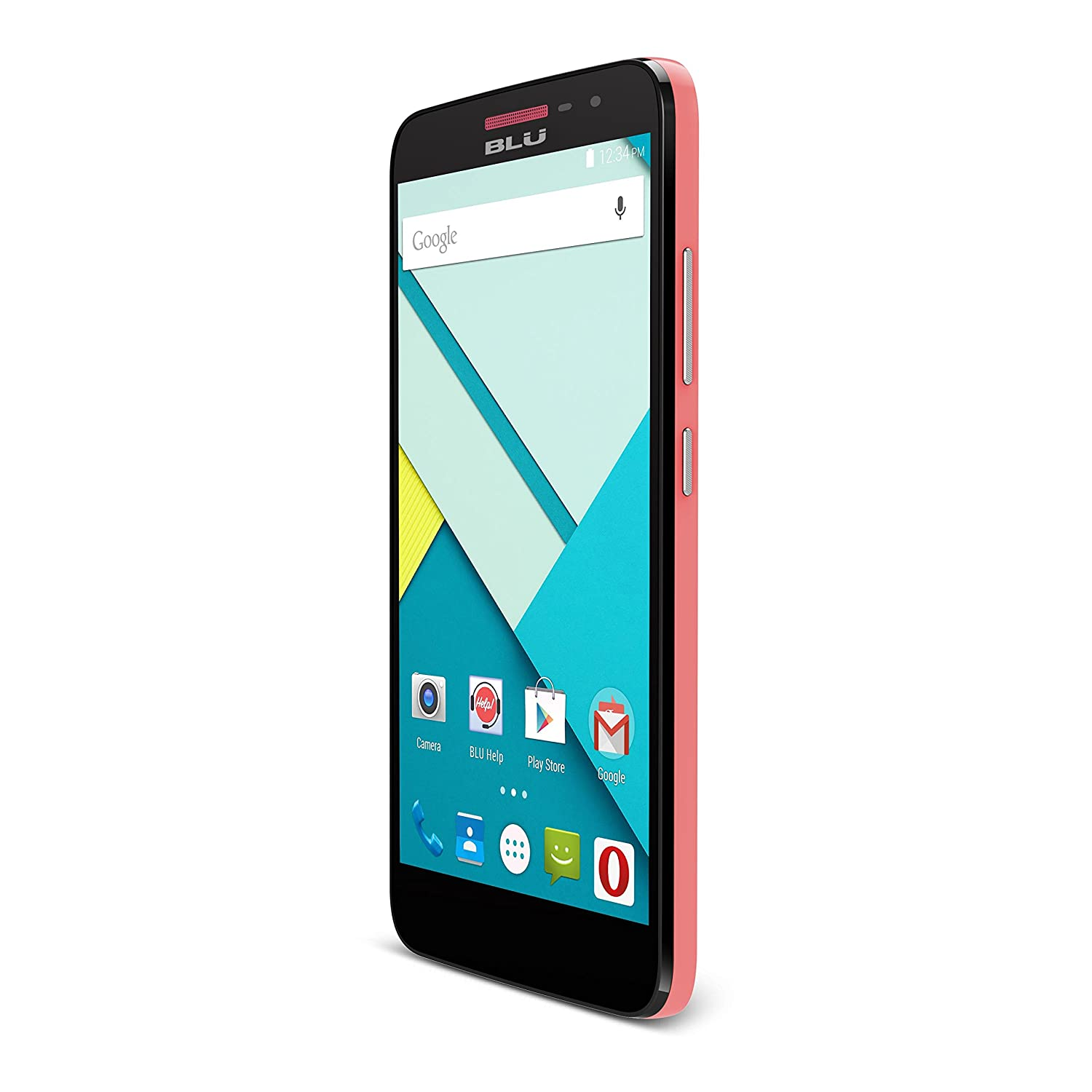 C cricket phones for sale existing customers - Amazon Com Blu Studio C 5 0 Inch Android Smartphone With Lollipop Os Unlocked Pink Cell Phones Accessories