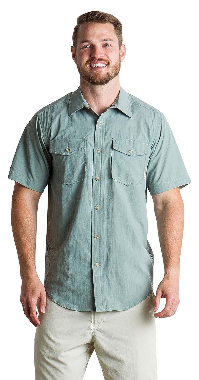 ExOfficio Men's Syros Breathable Short-Sleeve Shirt