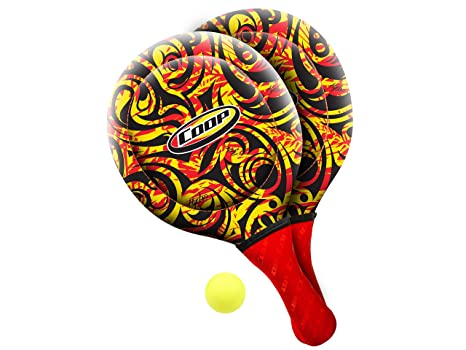 COOP Hydro Smash Paddle Game, Red/Grey