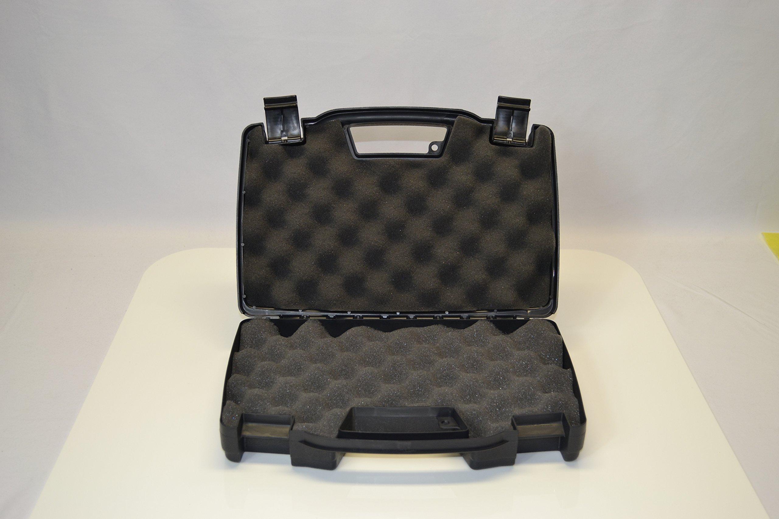 Zieglerworld Table Shuffleboard Puck Weight Hard Case & Carrier by Zieglerworld