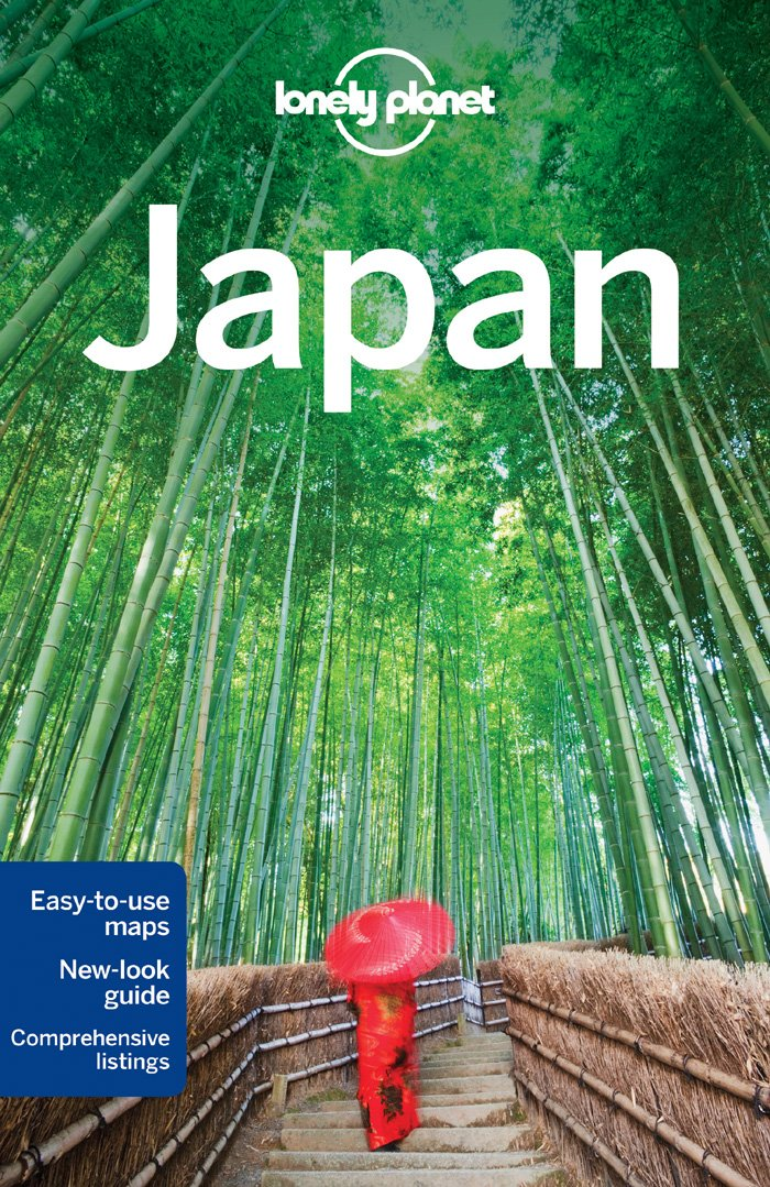 Lonely Planet Japan Travel Guide Lonely Planet Chris Rowthorn - Japan map lonely planet