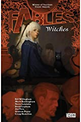 Fables Vol. 14: Witches (Fables (Graphic Novels)) Kindle Edition