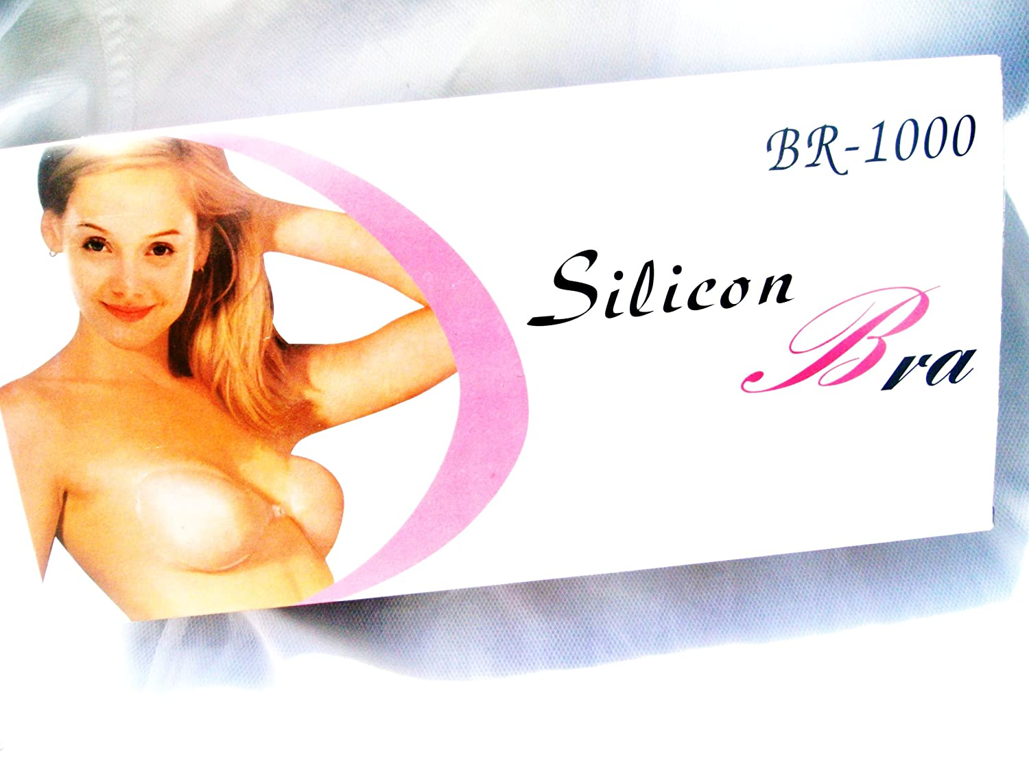 Backless & Strapless Silicone Adhesive Bra