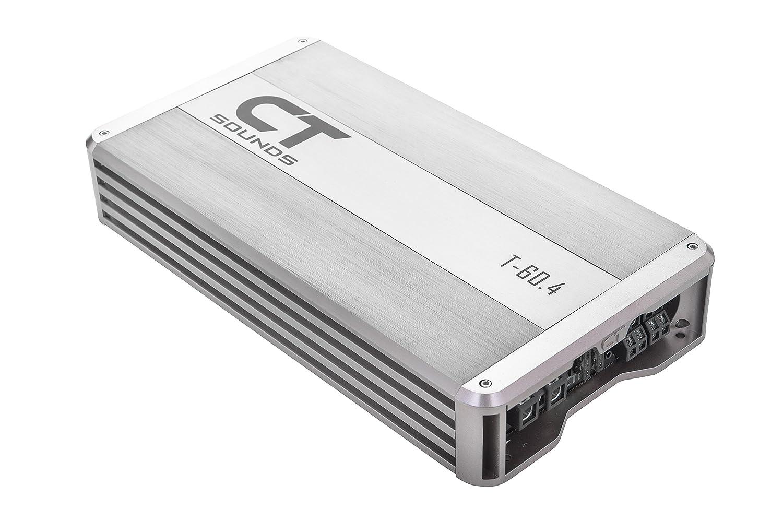 CT sonidos T coche Audio Amplificadores: Amazon.es: Electrónica