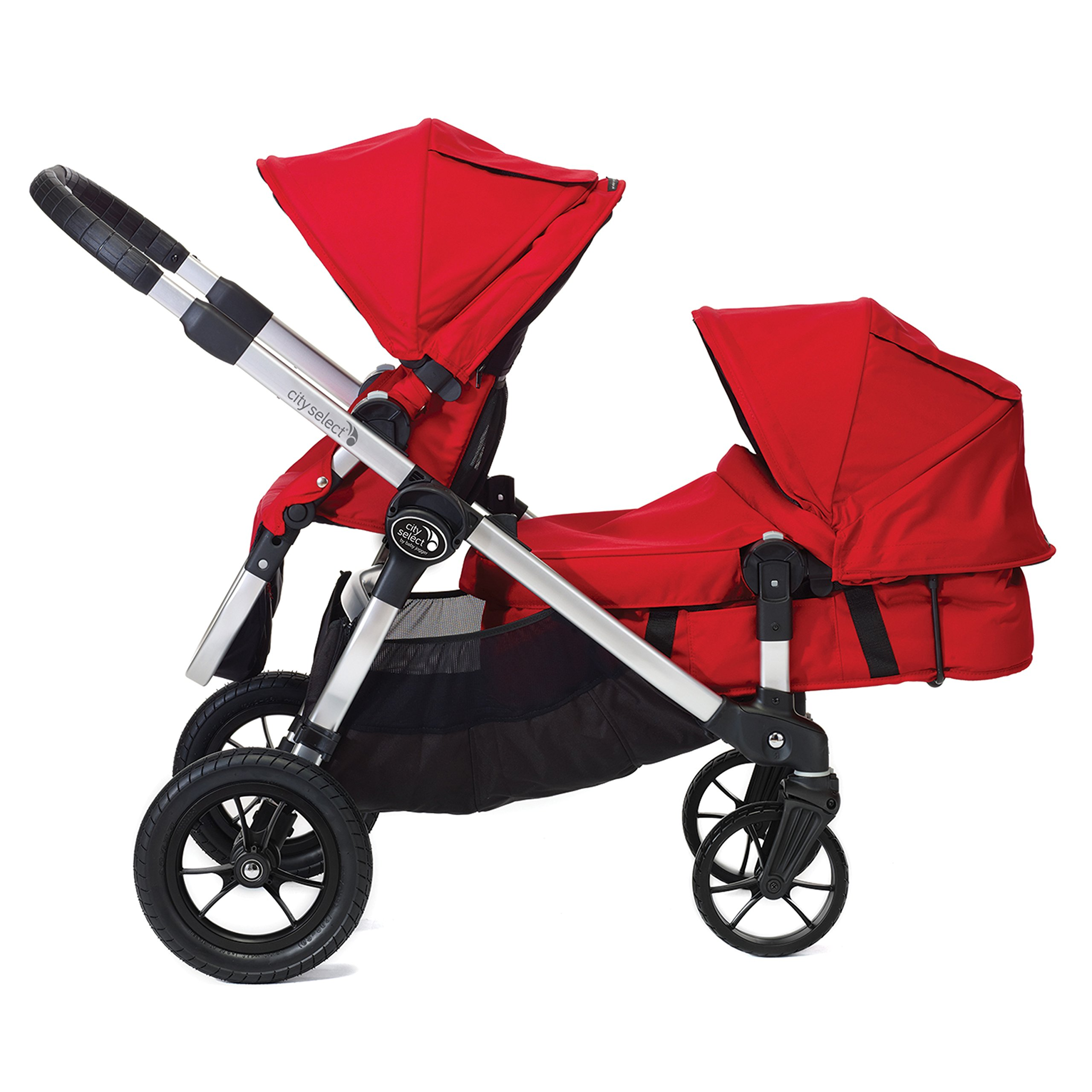 Baby Jogger City Select Second Seat Adaptors Stroller Grey by Baby Jogger (Image #4)