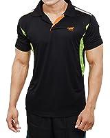 NNN Men's Polyester dry-fit Sports T-Shirt