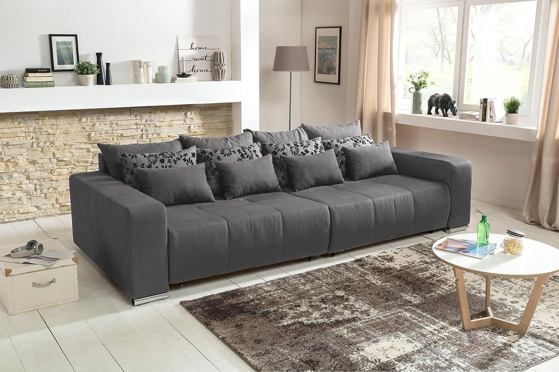 Lifestyle4living Big Sofa Mega Sofa Xxl Sofa Kuschelsofa Xxl