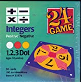 24 Game: Integers (Ages 12+)