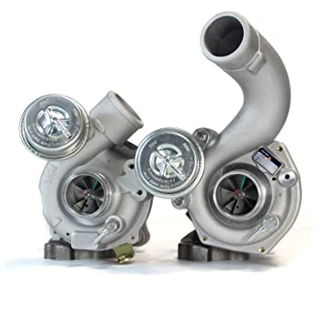 Amazon.com: K04 025 026 Pair Twin Turbo Charger for Audi RS4 S4 A6 Allroda Quattro 2.7L: Automotive