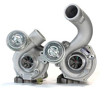 K04 025 026 par doble cargador de Turbo para Audi RS4 S4 A6 allroda Quattro 2.7L: Amazon.es: Coche y moto