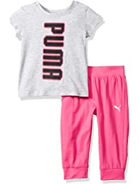 015f058751ff Girl s Athletic Clothing Sets