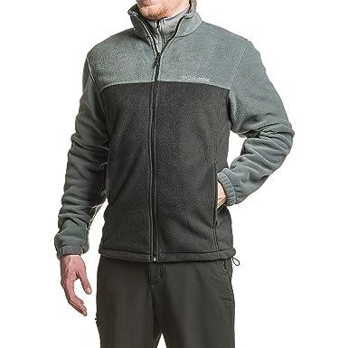 74cfa0aabd5 Amazon.com: Columbia Men's Flattop Ridge Fleece Jacket (XX-Large ...