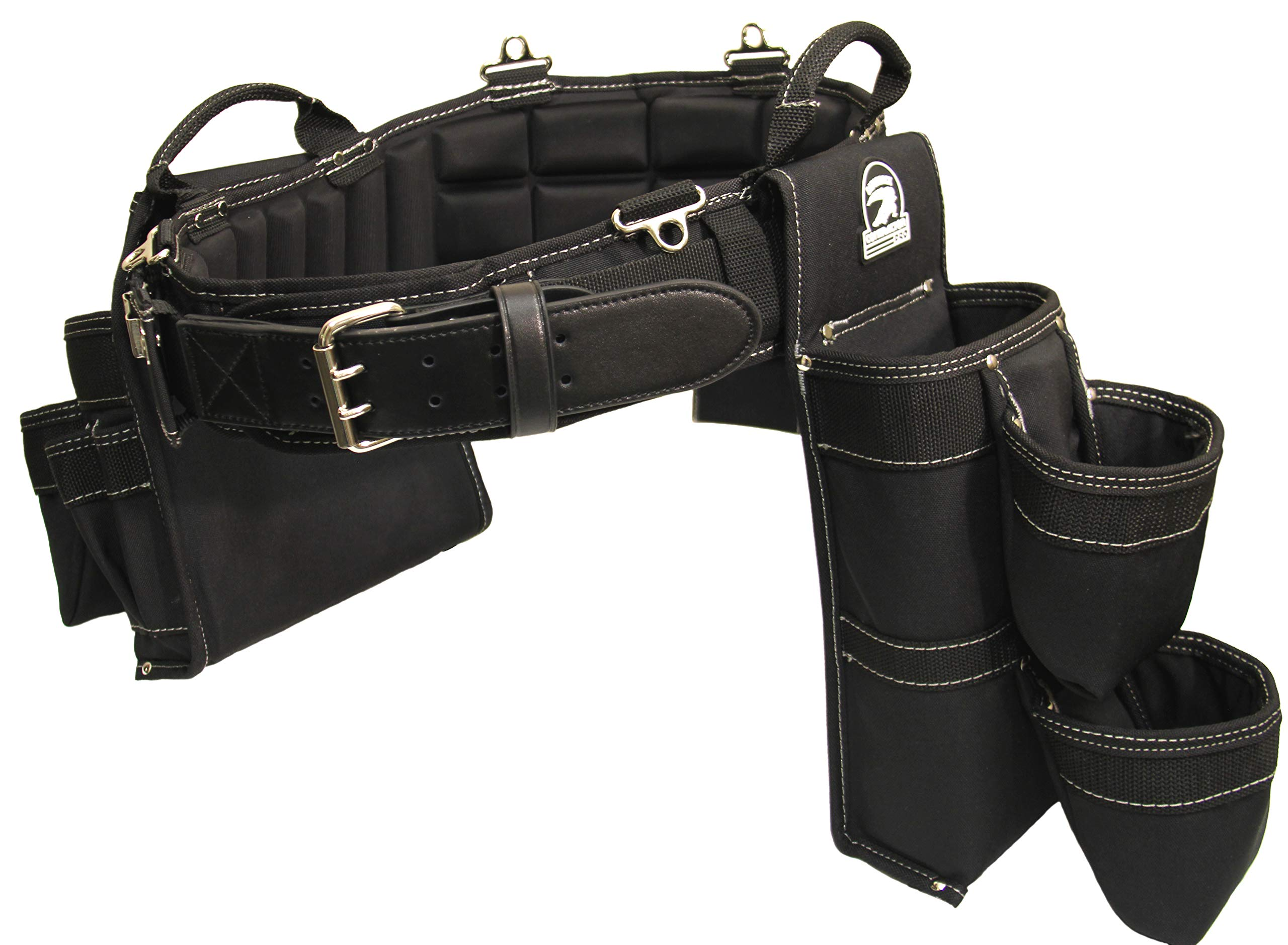 GatorBack B340 Concrete/Foundation Setter Tool Belt Combo. Made Specifically for Foundation Ties and Concrete Accessories (Medium 31''-35'' Waist)