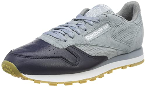 749f5dfea90 Reebok Men s Classic Leather Ls Trainers  Amazon.co.uk  Shoes   Bags