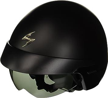 XS Negro//Rosa Mens Scorpion NC Casco per Moto