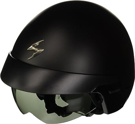 Scorpion 08 100 10 07 Jethelme Solid Matte Black Schwarz Xxl Auto