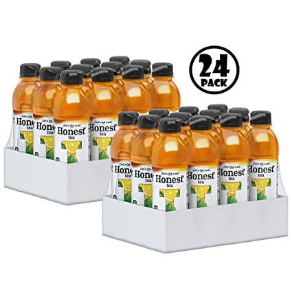 Paquete de 24 unidades de té honesto orgánico de comercio ...