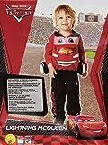 Rubie`s - Disfraz infantil de Cars 2 McQueen Deluxe (884667-M)