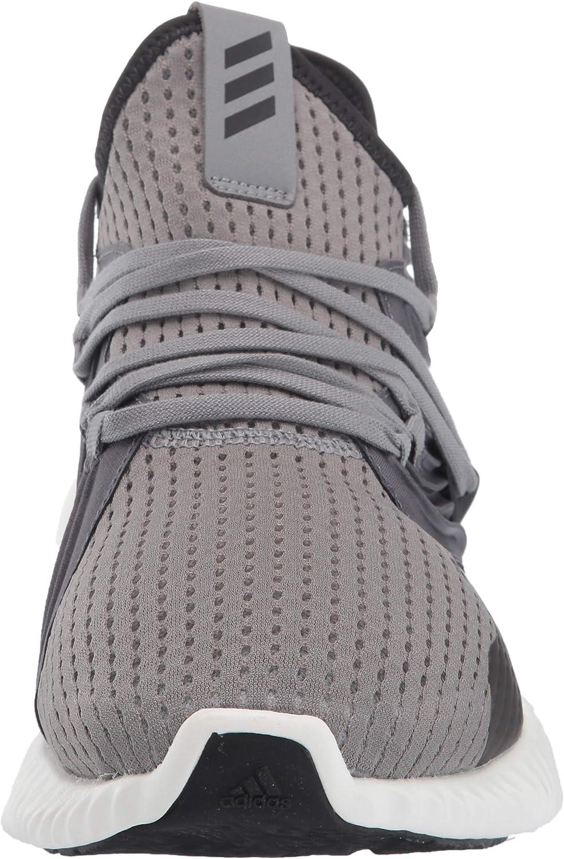 Adidas Alphabounce Instinct CC Chaussure de course pour homme Rose Noir Gris