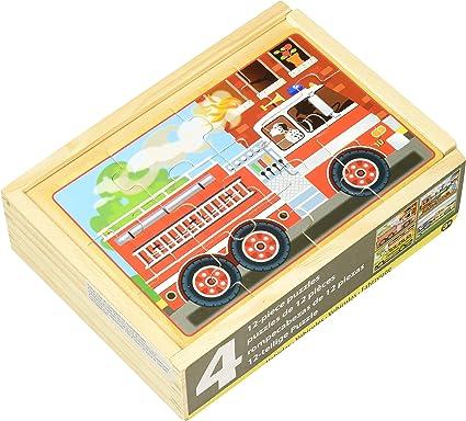 Doron E72510250A Layeled Holzpuzzle Multi