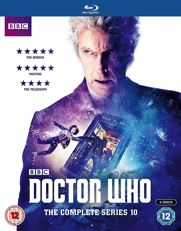 Doctor Who - Series 10 [Reino Unido] [Blu-ray]: Amazon.es: Peter Capaldi, Pearl Mackie, Matt Lucas, Lawrence Gough, Bill Anderson, Charles Palmer, Peter Capaldi, Pearl Mackie, Steven Moffat, Steven Moffat, Frank Cottrell Boyce,
