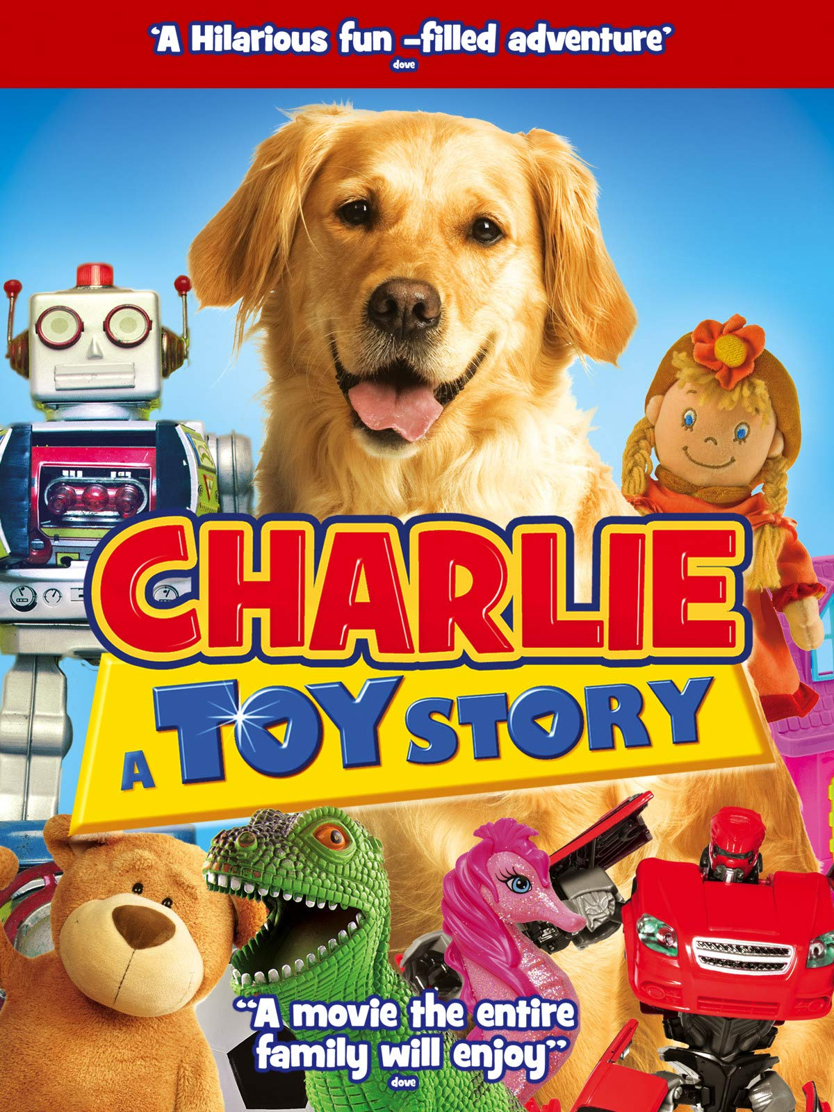 Charlie a Toy Story