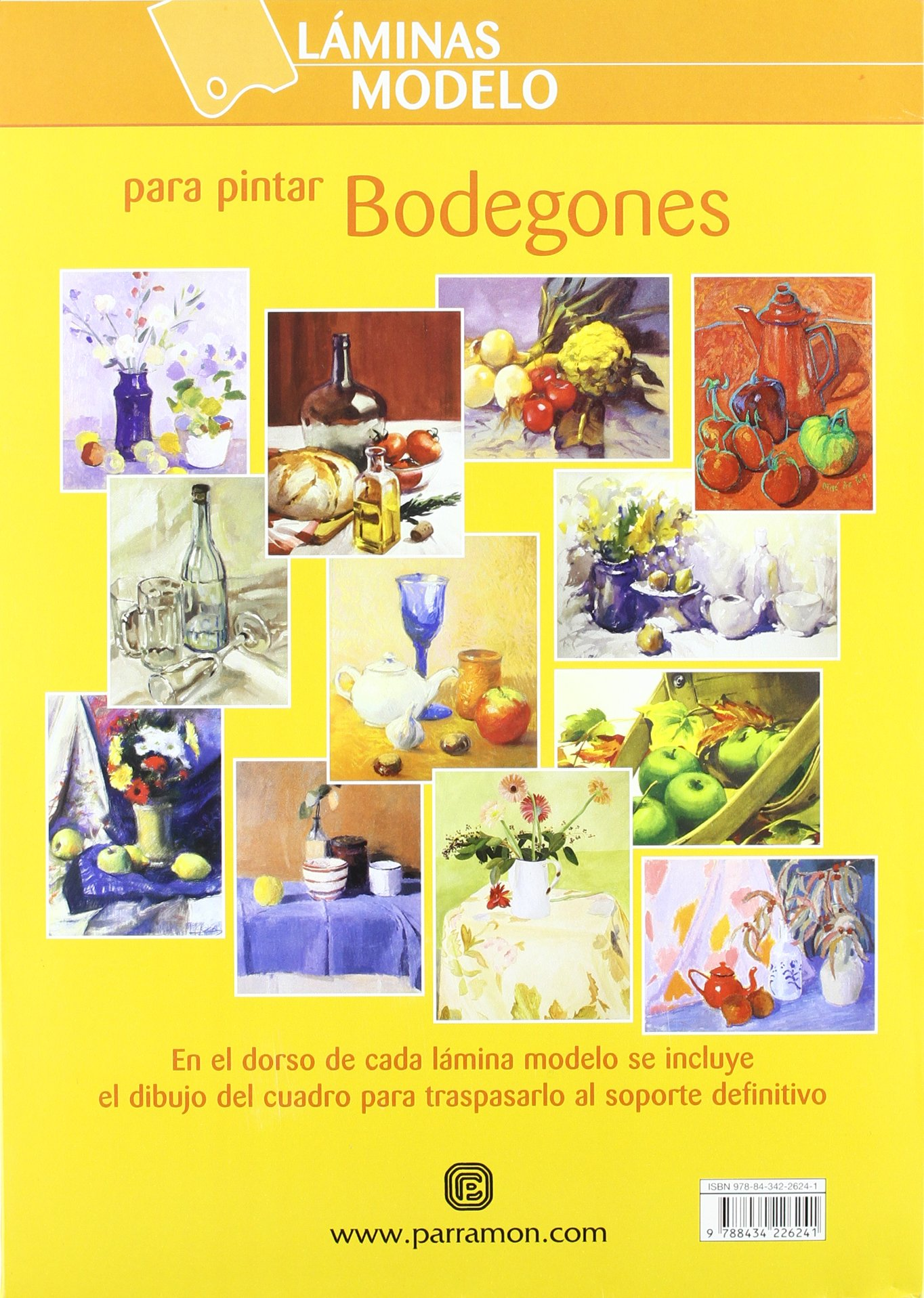 Bodegones (Spanish Edition) by Parramon