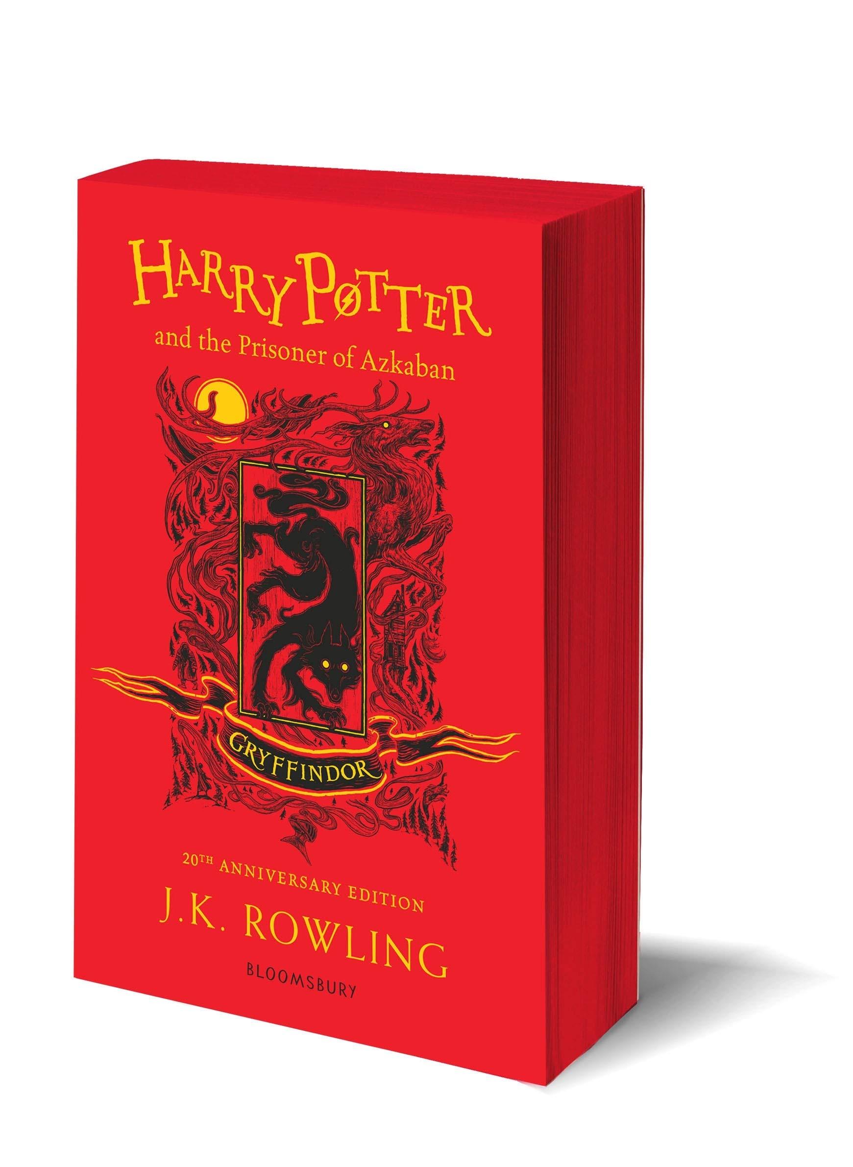 Harry Potter And The Prisoner Of Azkaban: 3 Harry Potter ...