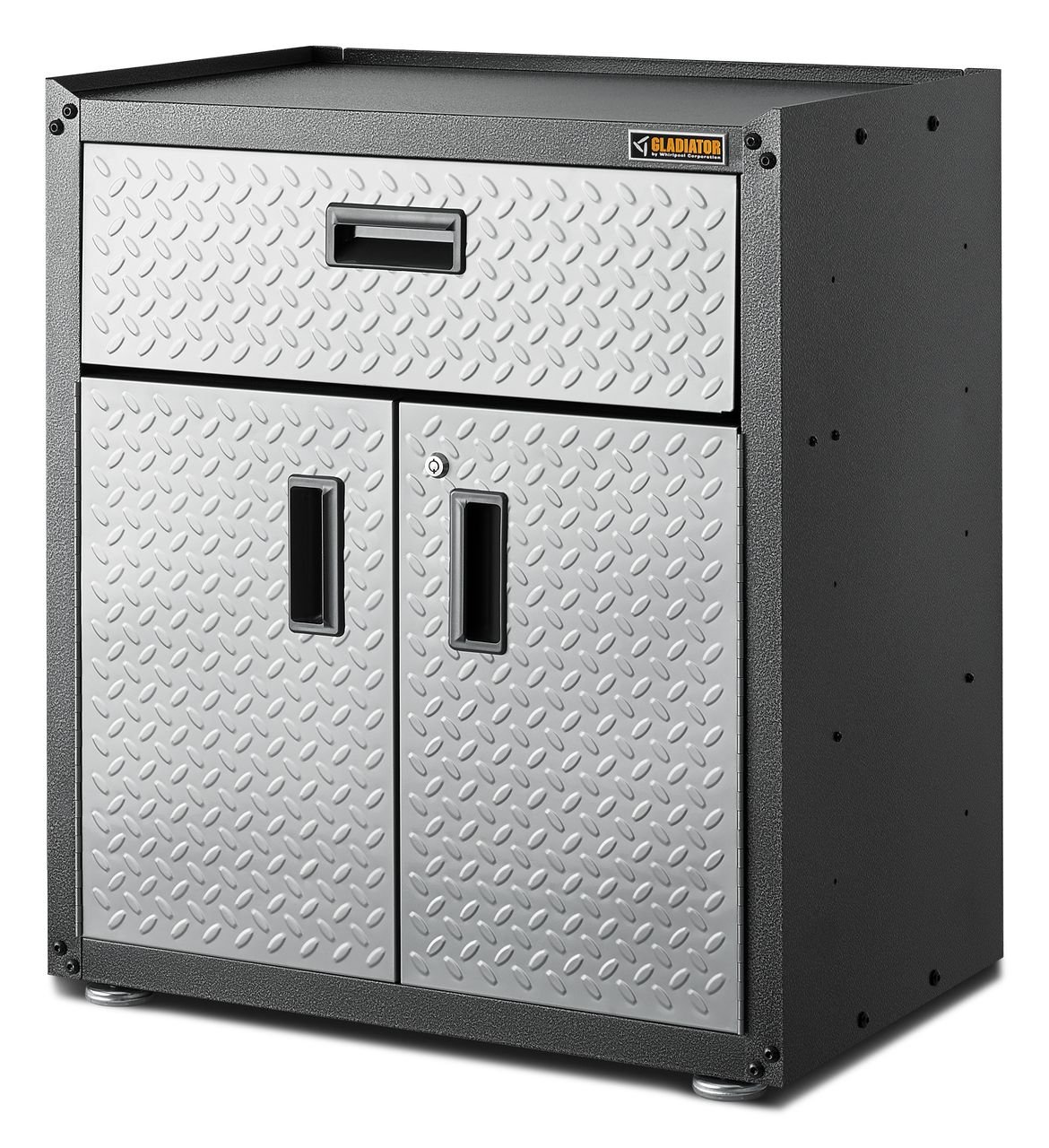 Amazon.com: Gladiator GAGB28KDYG Ready-to-Assemble 3/4 Door Modular  GearBox: Home Improvement