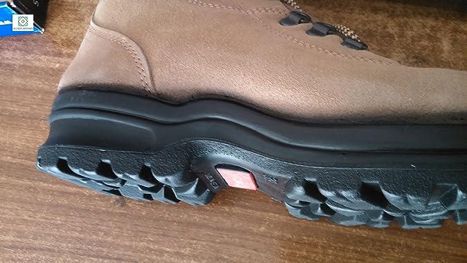 Bota segarra Trekking 4200 Piel Serraje: Amazon.es: Zapatos y complementos