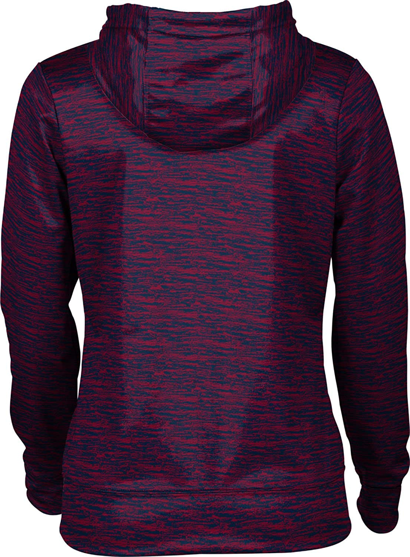 Loyola Marymount University Girls Zipper Hoodie Brushed School Spirit Sweatshirt