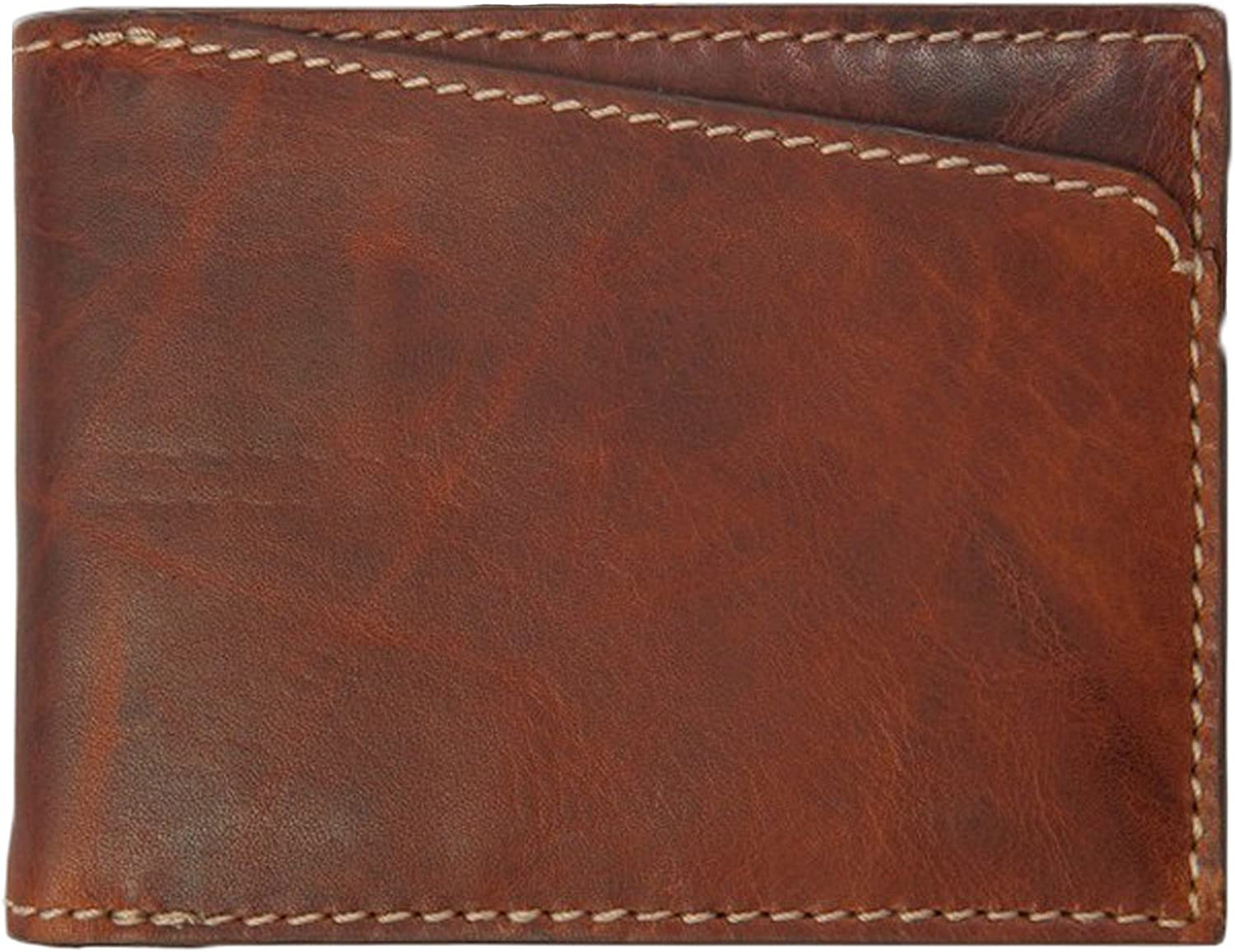 Canyon Outback Leather Sawtooth Canyon Leather Wallet Brown