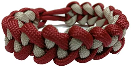 Paracord bracelet instructions no buckle