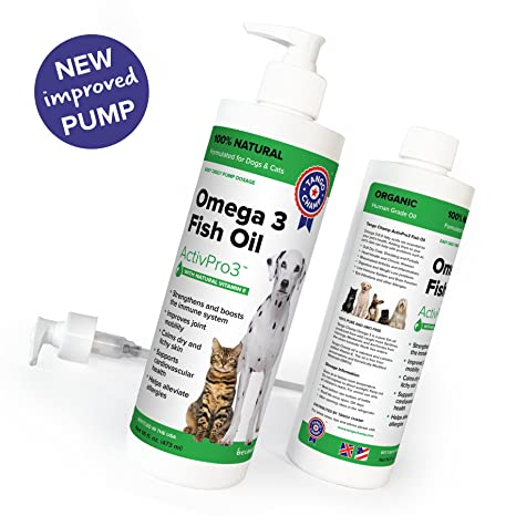 Amazon.com: Special Relaunch Precio – Pure Omega 3 Aceite de ...