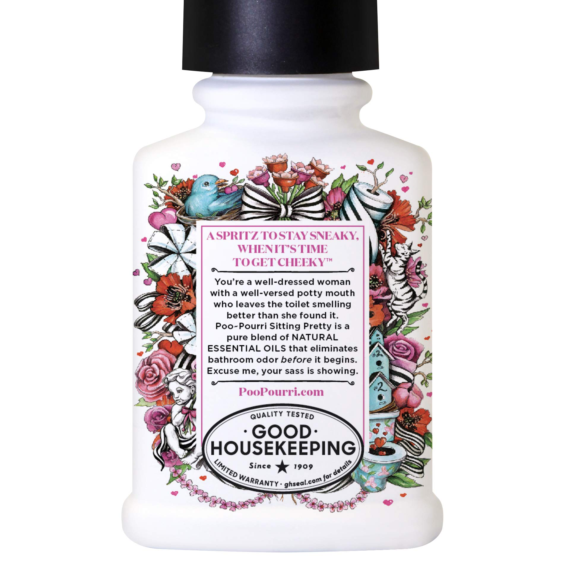 Poo-Pourri Before-You-Go Toilet Spray Bottle, 2 ounce Pack of 2 by Poo-Pourri (Image #5)