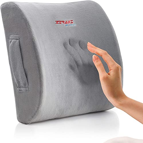ZIRAKI Lumbar Pillow Back Pain Support