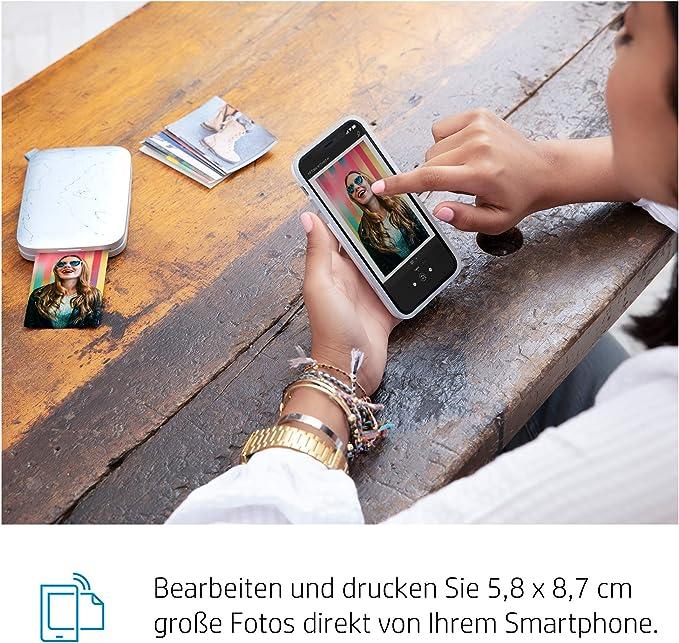 bild vom smartphone drucken